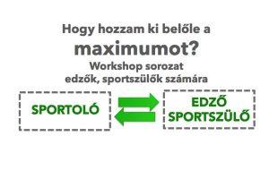 SportSzülők workshop